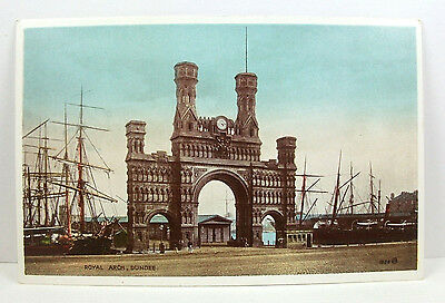 POSTCARD: Royal Arch, Dundee, Scotland; Valentine's; Unposted