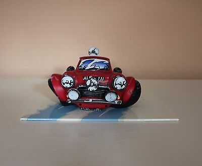 Speed Freaks By Country Artists Red Mini Monte