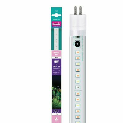 Arcadia - LED-Röhre T5 Original Tropical - 9W (590mm) - Süßwasser Aquarium Lampe