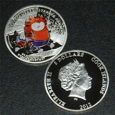 Return Of The Prodigal Parrot Silver Clad Coin In Acrylic Case 2