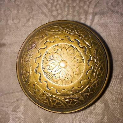 "Antique Cast Bronze ""Windsor"" Door Knob  by Reading Hardware Co."