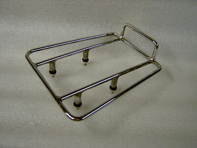 "Lambretta Stainless Steel Sprint Rack Fits Series 3 Li/sx/gp/special""free Post"""