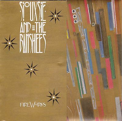 Fireworks-Siouxsie And The Banshees-Fold Out Sleeve-1982