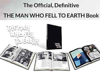 The Man Who Fell To Earth Book David Bowie 40th Anniversary 12 Of 1000 (WOW)