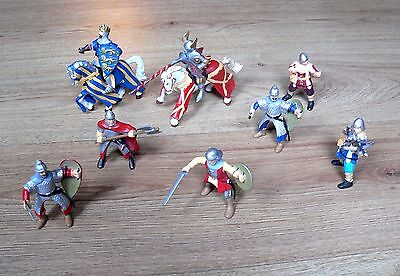 Papo Knights Figures Toys Job Lot