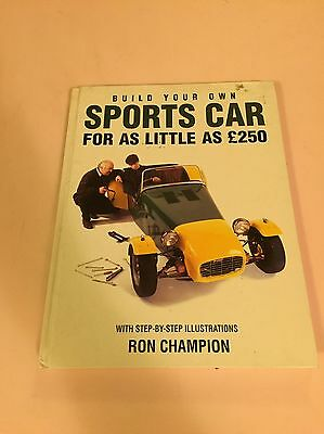 Haynes How To Build A Sports Car For As Little As  £250 Manual
