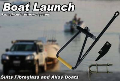 Boat Launch Trailer Latch Catch Launch Retrieve for Alloy & Fibreglass Boats