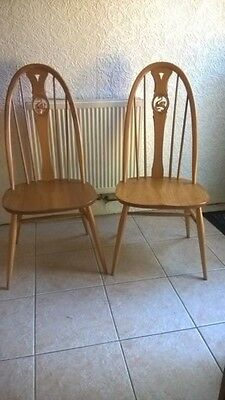 Ercol High Back  dining chairs  design  876 x2