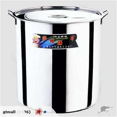 New Large 82L Stainless Steel Stock Pot Sauce Set