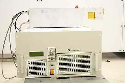 Spectra Phsyics H10-106QWG-NSI HIPPO UV Laser System w Power Supply / Cables