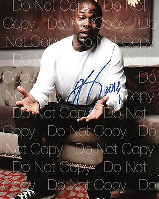 Kevin Hart signed funny 8X10 photo picture poster autograph RP