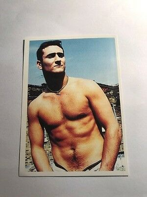 Smash Hits Collection Planet Pop '99 Panini Sticker Card - #89 Will Mellor