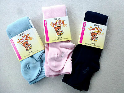 Hudson Baby Tights 70% Cotton (UVP ) First tights 50-80