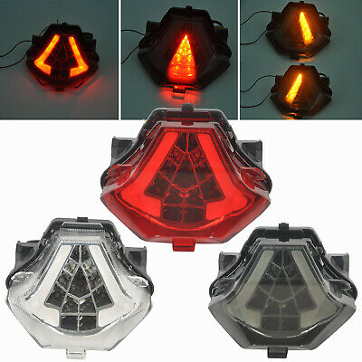 LED Tail Light with Turn Signal Integrated Suit For Yamaha MT-07 R25 R3 13-16
