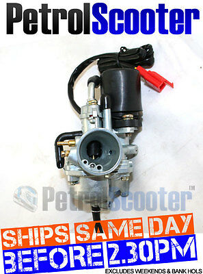 Yamaha Piaggio Zip Jog 50cc 19mm CARBURETTOR Carb Chinese 2 Stroke Scooters 2T