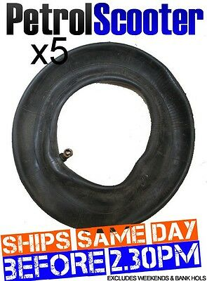 5 INNER TUBES Size 200 x 50 Mobility Scooter Power Chair Electric Petrol Scooter