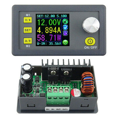 DPS3005 LCD Constant Voltage Step-down Power Supply Module with Instructions