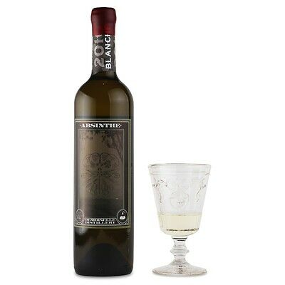 Australian Made Demoiselle Absinthe 2016 Blanche (750ml) 66.6% Yes real absinthe