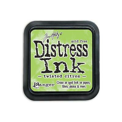 Tim Holtz Distress Ink Pad - Twisted Citron - Ranger