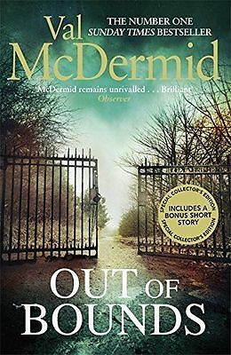 Out of Bounds by Val McDermid (Hardback, 2016)