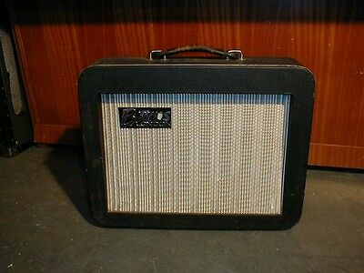 60's BURNS ORBIT TWO AMP -- made in UK