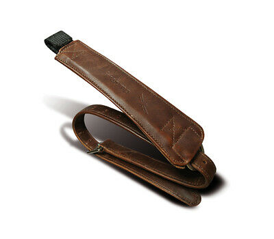 Free jump Pro Grip Stirrup Leathers Brown Small