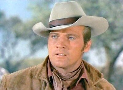 Lee Majors The Big Valley Color 4X6 Photo #bv72
