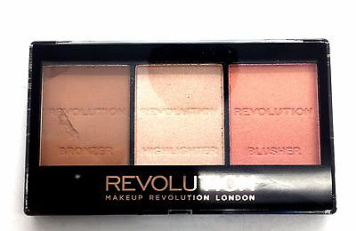 Makeup Revolution Sculpt & Contour Kit C01 Christmas Gift