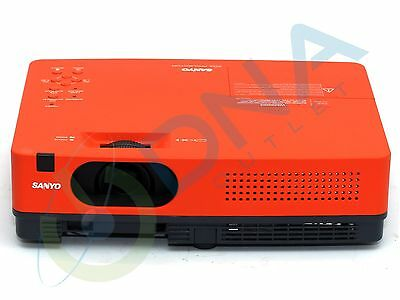 Sanyo Lcd Digital Projector - 3289 Lamp Hours Used - Grade A