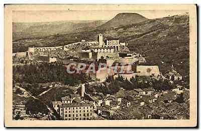 CPA Les Alpes Pittoresques Sisteron Le Fort