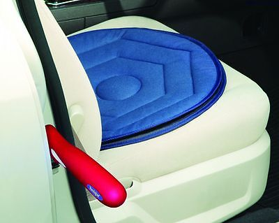 Auto Mobility Solution - Handybar Car Safety Tool & Soft Transfer Swivel Seat