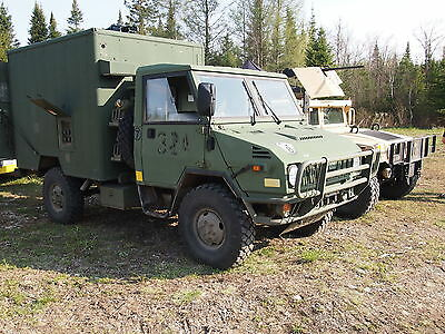 Western Star IVECO Canadian Military