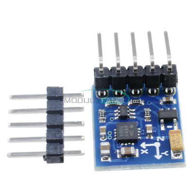 GY-271 HMC5883L Digital Compass Module 3-Axis Magnetic Sensor Module For Arduino