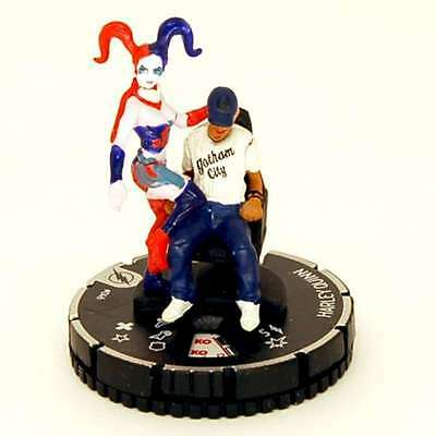 heroclix The Flash #046 Harley Quinn (R) suicide squad movie RARE