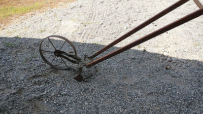 Antique Planet Jr. Garden Tool Cultivator Hoe Plow Farm