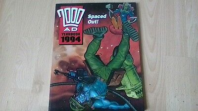 2000 Ad Yearbook 1994 Spaced Out Comic - Good Condition