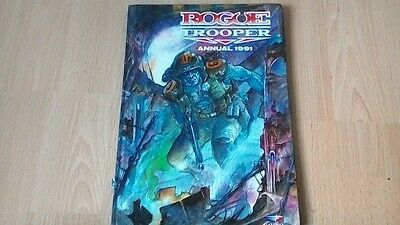 Classic Rogue Trooper Annual 1991 - Good Condition