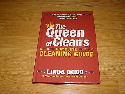 The Queen Of Cleans Complete Cleaning Guide Hardback Book