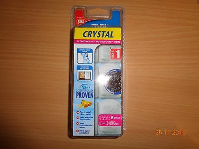 Api Crystal Filters Size 1