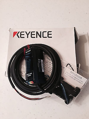 KEYENCE CZ-V22AP DIGITAL FIBEROPTIC SENSOR, NIB, FREE SHIPPING *Price Reduced*