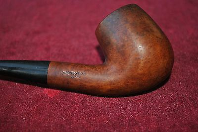 Carey Magic Inch Made in London Wood Estate Pipe Pt. No. 1074359 Vintage