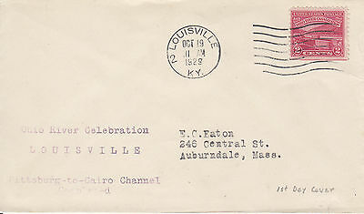 Fdc, 1929  (S1393)