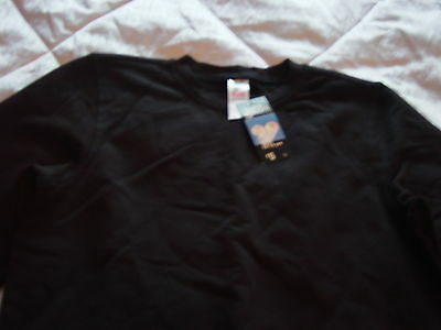 Black Sweat shirt  12- 13