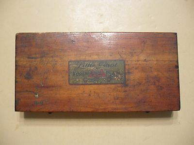 Vintage  Greenfield Little Giant  Screw and Plate tap and die set