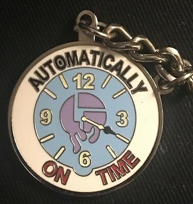 Disco Biscuits-On Time Pin Limited edition Sold Out