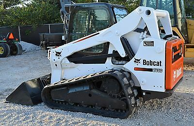 Refurbished Bobcat T650 Compact Track Loader