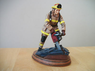 """Vanmark Red Hats of Courage """"Down To Business"""" Firefighter"""