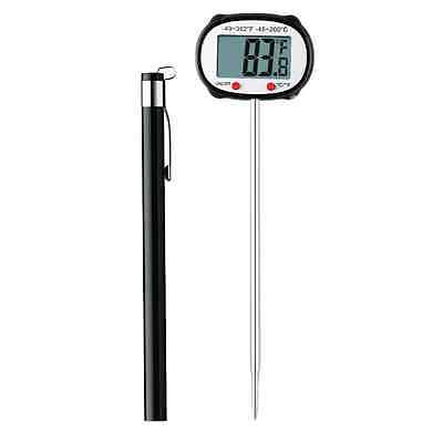 Habor Water Thermometer Probe, Meat Food Thermometer with Cap, Kithcen Thermomet