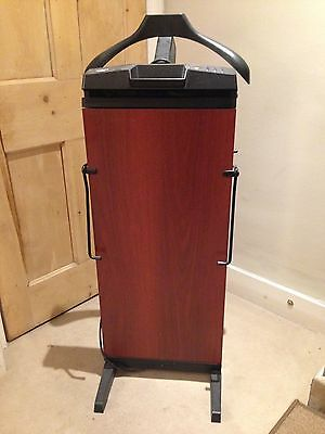 Corby Trouser Press Mahogany 7700 (Corby sells for £169)