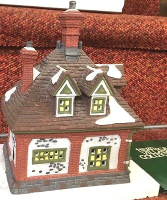 Dept 56 Dickens Village Wm. Wheat Cakes & Puddings #5808-4 in BOX
